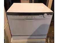 NEW INDESIT ICDD661 COMPACT DISHWASHER WARRANTY, FREE INSTALLATION