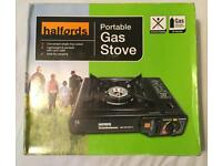 Portable Camping Gas Stove Halfords as New