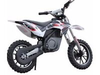 2 Electricit dirt bikes 36watts