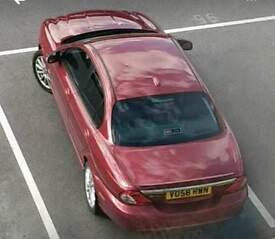 Jaguar x type