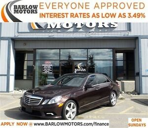 2010 Mercedes-Benz E-Class E350 4MATIC Low KM ** FEBRUARY SALE *