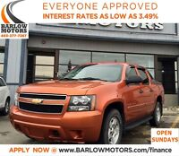2008 Chevrolet Avalanche 1500 4x4/Heated/Entertaiment Screen/Clo