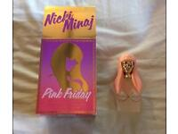 Nicki minaj 50ml pink Friday perfume