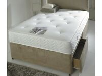 As New 5 Months old 1500 Pocket Spring King Size Mattress with Warranty