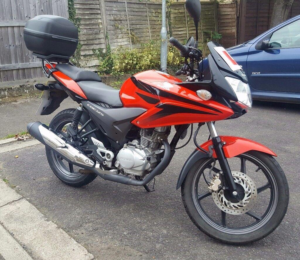 Honda CBF 125cc - Perfect for beginners or commuting