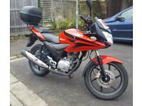 Honda CBF 125cc - Perfect for beginners or commuting