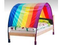 Ikea Rainbow Bed Canopy