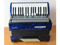 Hohner Bravo 72 bass 3 voice used