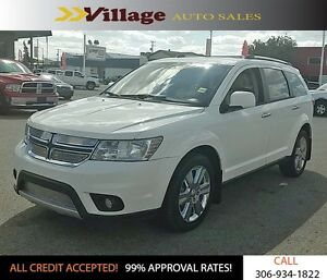 2012 Dodge Journey R/T All Wheel Drive, Back-up Camera, Siriu...