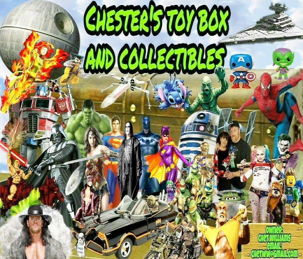 Chester's Toy Box and Collectibles