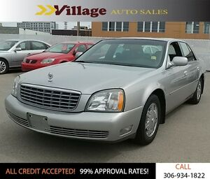 2005 Cadillac DeVille Remote Start, Power Sunroof, Leather In...