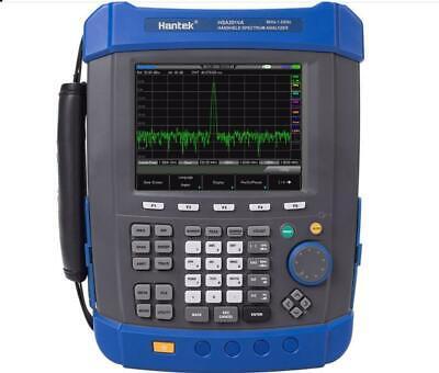 Spectrum Analyzer 9k-1.6ghz Tracking Generator Rbw 10-1mhz 5.6tftlcd Usb
