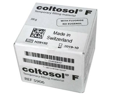 Dental Coltene Coltosol F Temporary Filling Material 38gm Pack