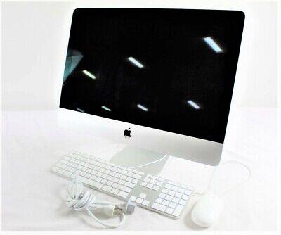 "Apple iMac A1418 2013 21.5"" i5-4570R 2.7GHz 8GB RAM 1TB HDD ME086LL/A Catalina"