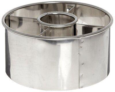 Ateco 14423 3.5-inch Doughnut Cutter