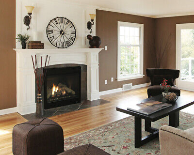 Superior DRT4040 Direct Vent Gas Fireplace w/ Millivolt System & Tempered Glass