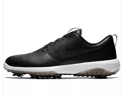 Nike Roshe G Tour Golf Shoes Black - UK 10 - Brand New Boxed