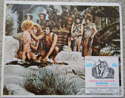 Senta Berger holding little boy When Women Lost Their Tails 1972 lobby card 031