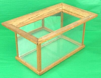 Classic Glass Display Dome Display Case From A Virginia Equestrian Estate
