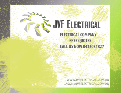 ■JVF-ELECTRICAL- Electrical Contractor■