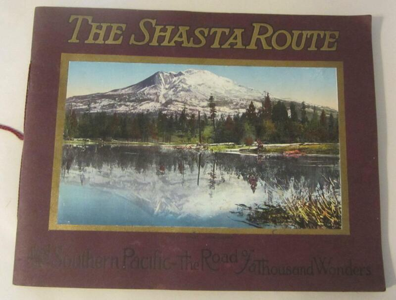 The Shasta Route, Along the Southern Pacific, Road of a Thousand Wonders