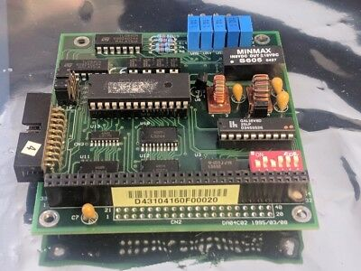 Pc104 1 Ea Timer And Dac Boards D51104240100028 D43104160f00020