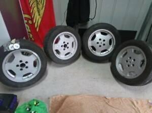 ED XR8 Sprint Wheels
