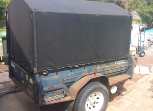 Camper Trailer Heavy Duty  7x5 Kirrawee Sutherland Area Preview
