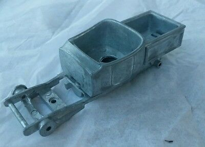 HOT WHEELS RADICAL RIDES PRE-PRODUCTION PROTOTYPE UNSPUN CHASSIS & BASE T BUCKET, used for sale  Shipping to Canada