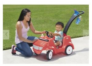 Little Tikes Quiet Drive Buggy New In Box