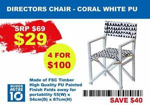 OUTDOOR DINING FURNITURE AND OUTDOOR RELAXING FROM $9.99 - Chair Broadbeach Waters Gold Coast City Preview