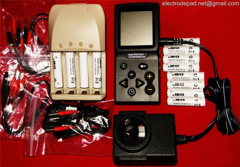IF-14 INTERFERENTIAL has 20 X the power of TENS machines for deep muscle therapy