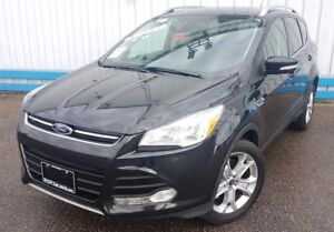 2014 Ford Escape TITANIUM 4WD *NAVIGATION*