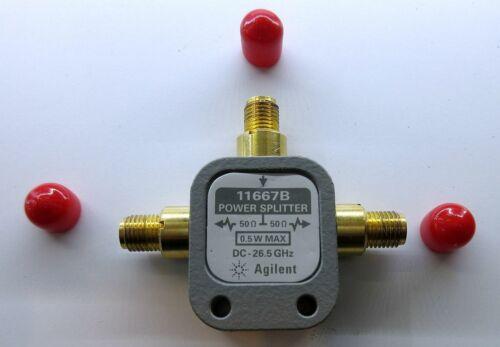HP Agilent 11667B RF power divider DC – 26.5 Ghz 0.5W