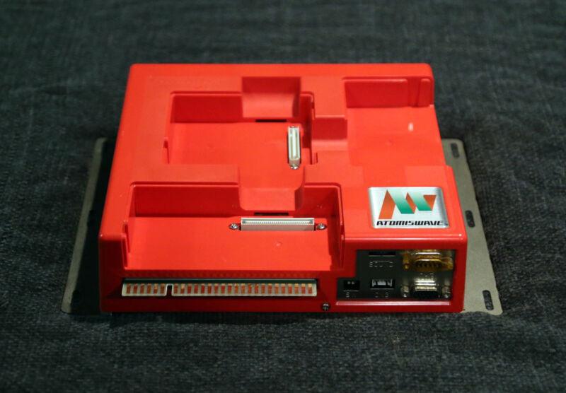 Sammy/Sega Atomiswave Motherboard • Original JAMMA Arcade PCB ~ SNK Neo Geo