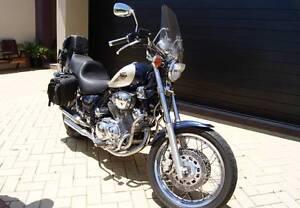 Motorcycle Yamaha Munruben Logan Area Preview