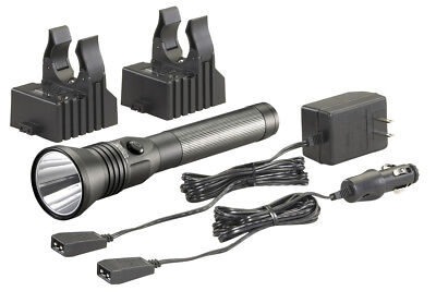 Streamlight Stinger DS HPL Rechargeable Flashlight, 800 Lumen w/ Charger - 75863