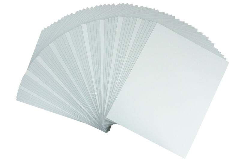 Set of 50 11x14 Backing Board