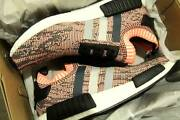 NEW IN BOX WOMEN'S ADIDAS NMD_R1 W PK PRIMEKNIT BOOST US10 BB2361 Mascot Rockdale Area Preview