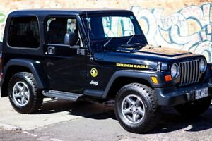 Jeep Wrangler - Golden Eagle 2006