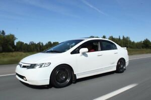 2008 Honda Civic Si, lots of mods!!