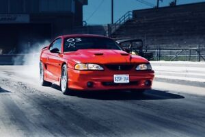 94 mustang pro charged