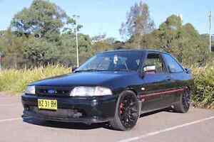 *PRICE DROP!* $4000!! BARGAIN Turbo Ford Laser TX3 AWD Mount Pritchard Fairfield Area Preview
