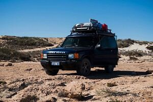 2001 Land Rover Discovery Wagon Sydney City Inner Sydney Preview