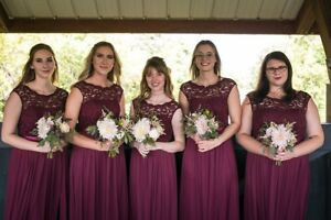 Bridesmaid Dress- Size 4