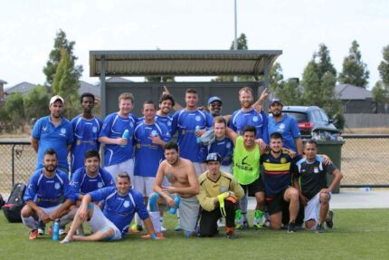 Kensington City Soccer Club - Players and coaches wanted
