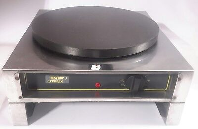 Equipex Model 400e 15.75 Single Crepe Maker Cast Iron Plate 220v1ph15amp Ul