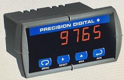 Precision Digital Pd765 Process Temperature Panel Meter