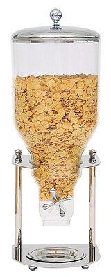 Piazza - Distributore dosatore cereali in acciaio inox Dispenser