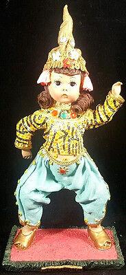 Madame Alexander Resin Doll Figure Thailand 90800 International Figurine Madam